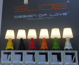 SLIDE @ Maison & Objet 2016 - photo of the stand