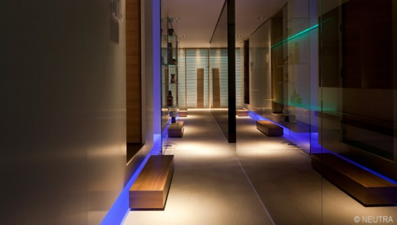 SPA Conservatorium Hotel, Amsterdam, by Neutra
