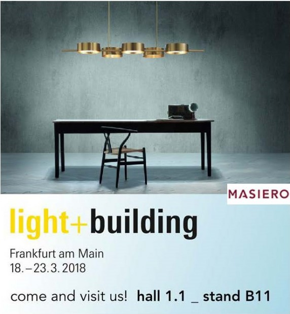 MASIERO @ Light+Building