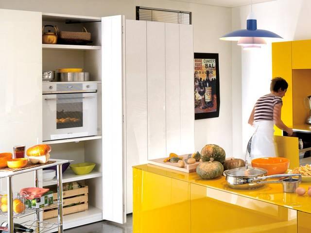 Marchi - LAGO - Cucine - Cucina leggera - Equipe Open Trade