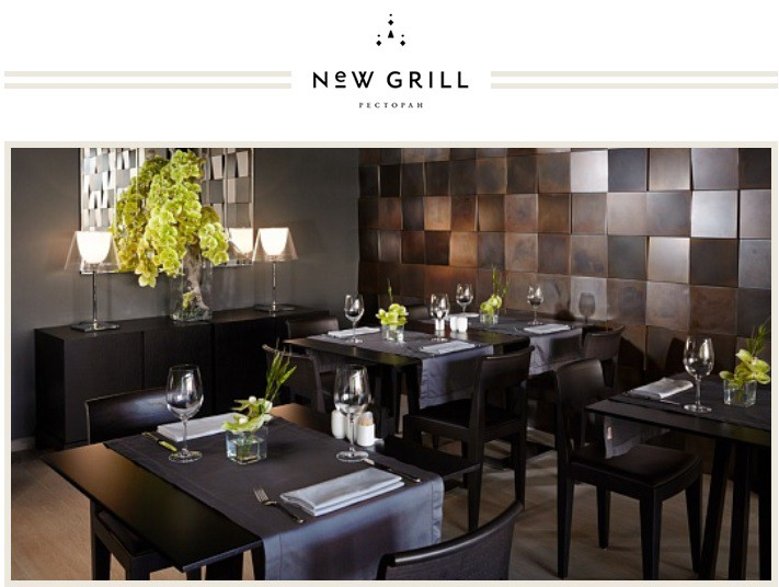 De Castelli: New Grill restaurant at Velich Country Club